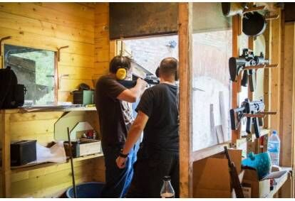 Strzelanie z pakietem BASIC SHOOTING w Krakowie
