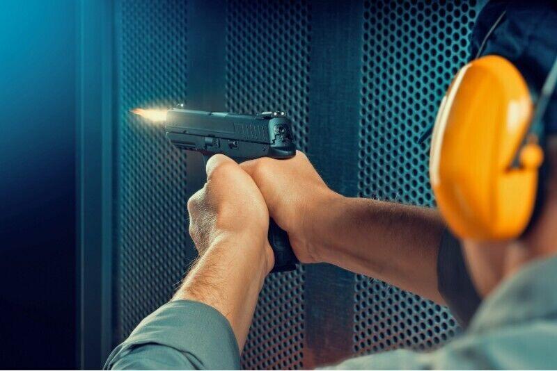 Strzelanie z pakietem INTRO we Wrocławiu