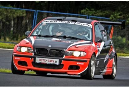 Pojedynek aut KTM X-BOW i BMW M Power w Poznaniu