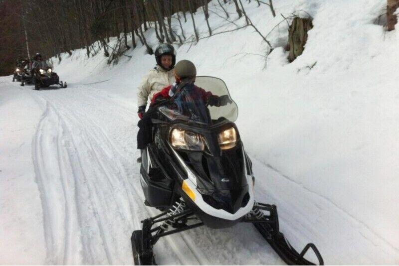 Jazda skuterem śnieżnym w wybranym miejscu dla 1 osoby