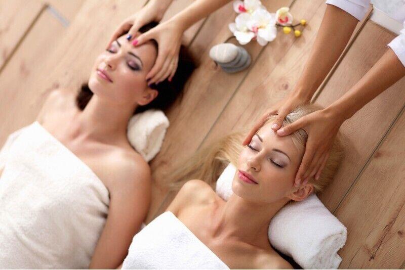 Masaż klasyczny dla dwojga z masażem twarzy w Warszawie