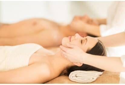 Masaż relaksacyjny dla dwojga z masażem twarzy w Warszawie