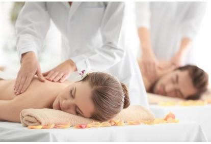 Masaż leczniczy dla dwojga z masażem twarzy w Warszawie