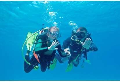 Discover Scuba Diving (DSD) w Lublinie