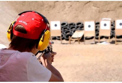 Strzelanie Pump Action koło Kościerzyny