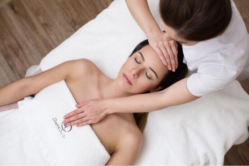 Aromatyczny masaż twarzy, ciała i stóp w Krakowie