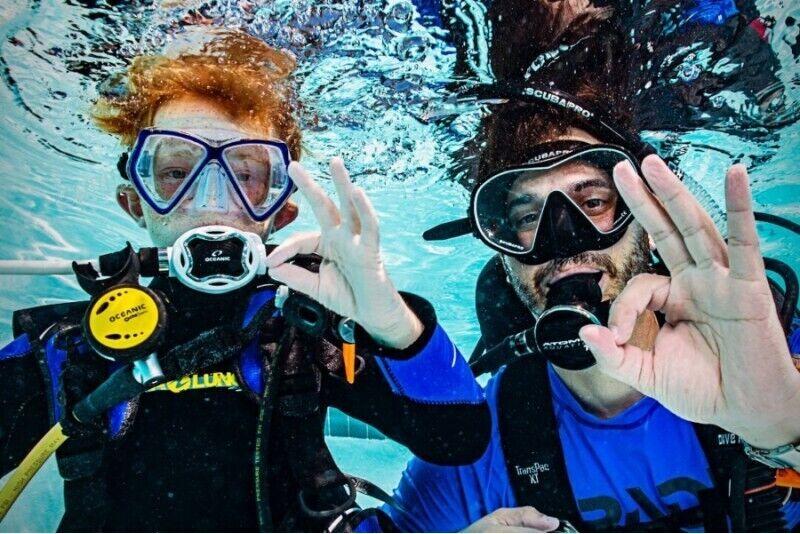Odkryj nurkowanie na basenie w Poznaniu