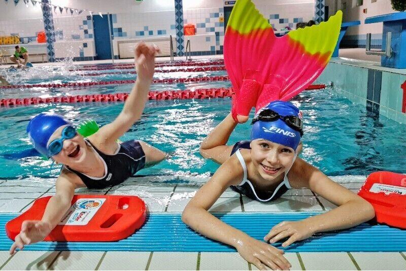 Kurs nauki pływania w Warszawie