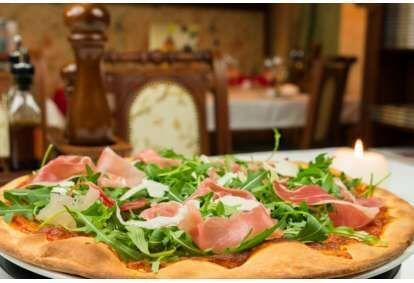 Bon do włoskiej restauracji Mollini Ristorante w Poznaniu