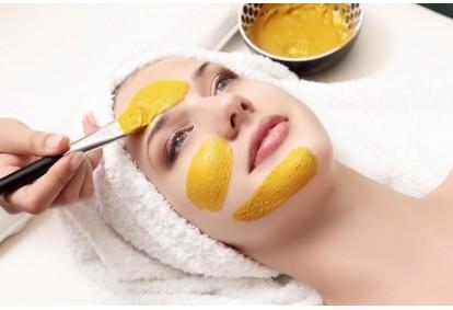 Masaż tajski twarzy złotem w Thai Maliwan w Krakowie