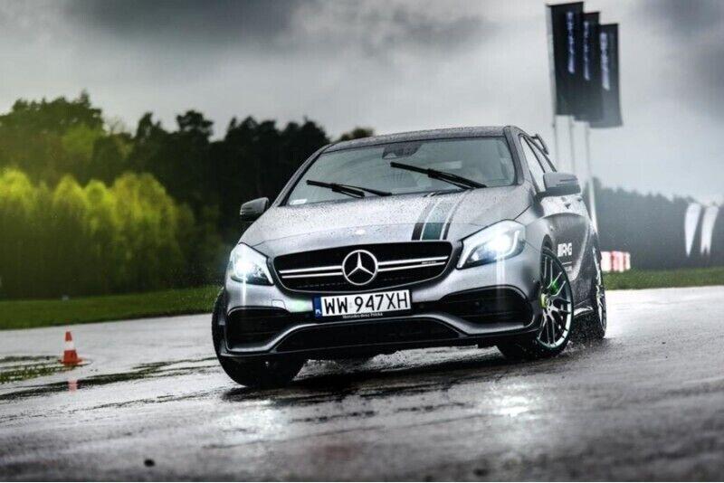 Jazda Mercedesem w Kielcach z pakietem Gold