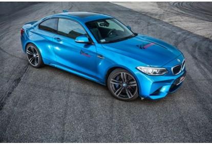 Jazda BMW M2 z pakietem Blue