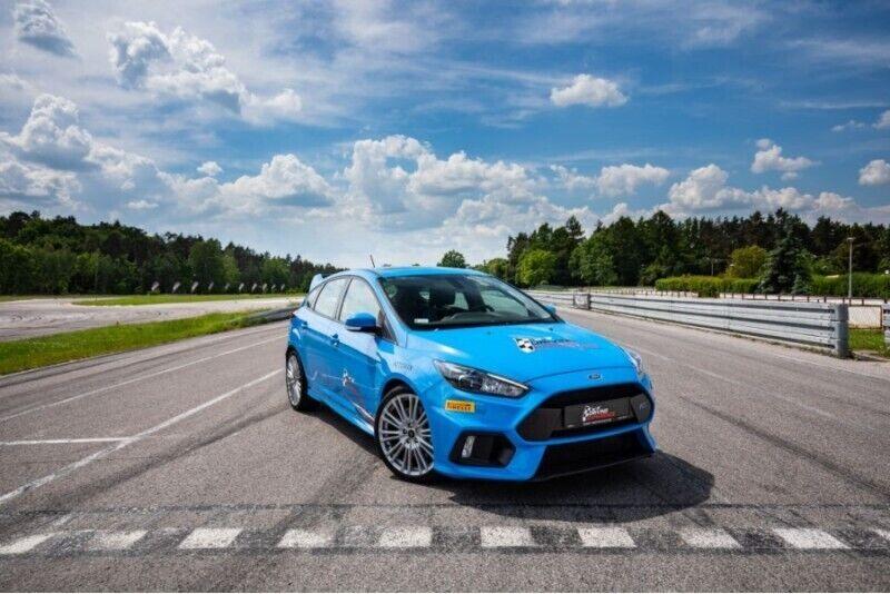 Jazda Fordem Focusem w Kielcach z pakietem Bronze