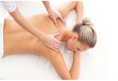 Antycellulitowy masaż pleców w Masażowym Świecie w Warszawie