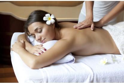 Wspomagający odchudzanie masaż pleców w Warszawie