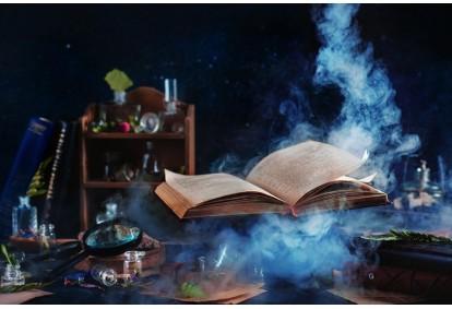 Wejście do pokoju zagadek Tajemnica Alchemika