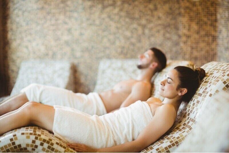 Relaksacyjna kąpiel w SPA dla dwojga w Bytomiu