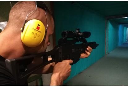 Strzelanie z pakietem Silver w Brzegu Dolnym