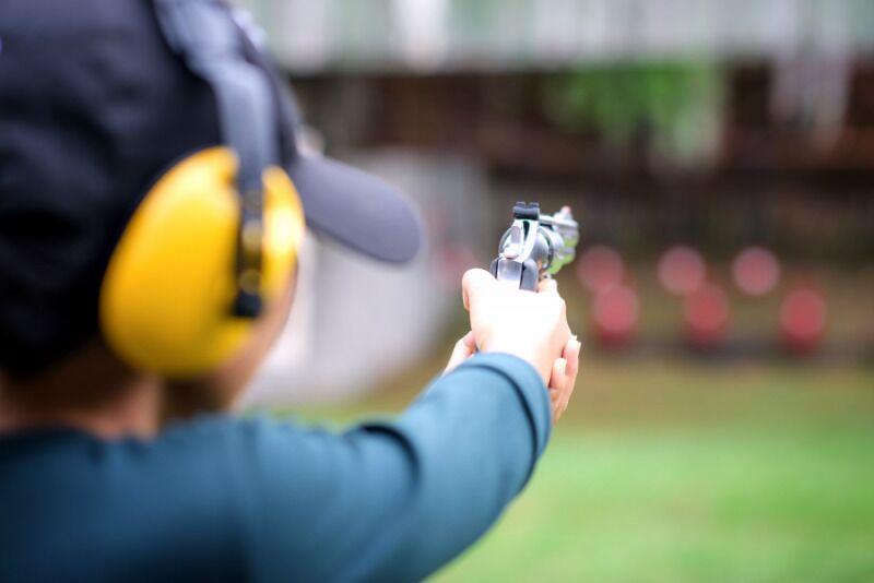 Szkolenie strzeleckie Pistolet albo Karabin  w Łodzi