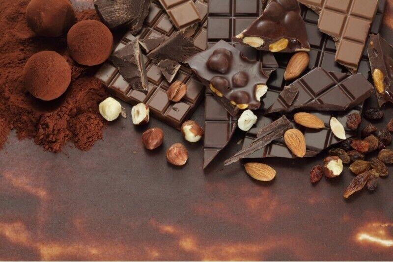 Warsztaty degustacji pięciu czekolad belgijskich w Krakowie
