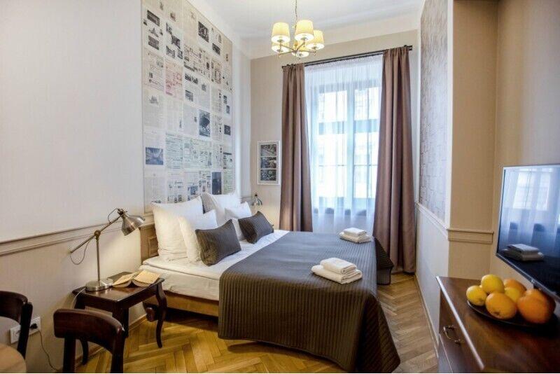 Pobyt dla dwojga w Apartamentach Scharffenberg w Krakowie