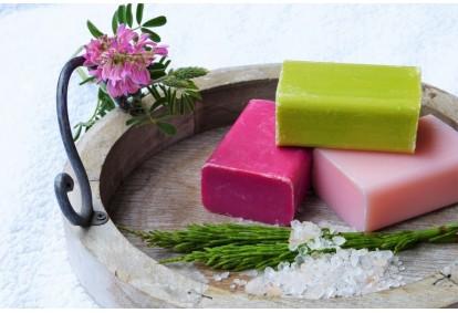 Warsztaty robienia mydełek naturalnych w Krakowie