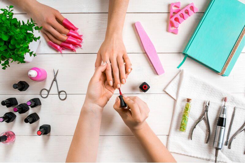 Manicure tytanowy w Bydgoszczy