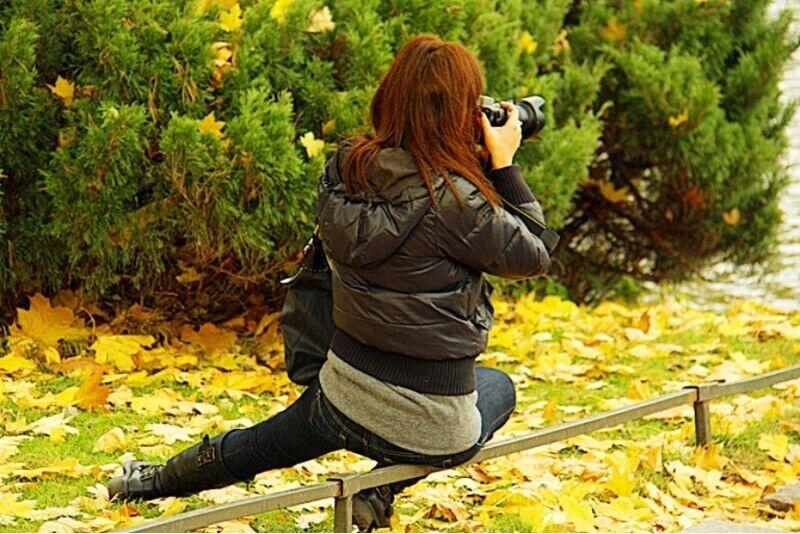 Kurs fotografii w plenerze w Warszawie