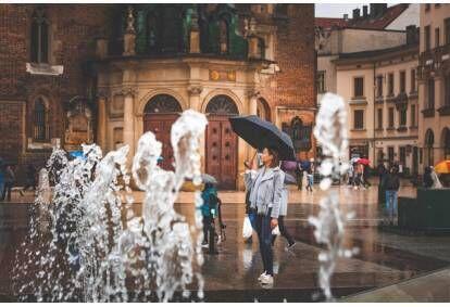 Sesja zdjęciowa w Krakowie