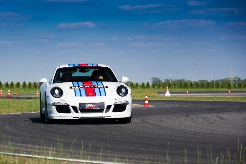 Jazda Porsche w Kielcach albo w Warszawie z pakietem Blue