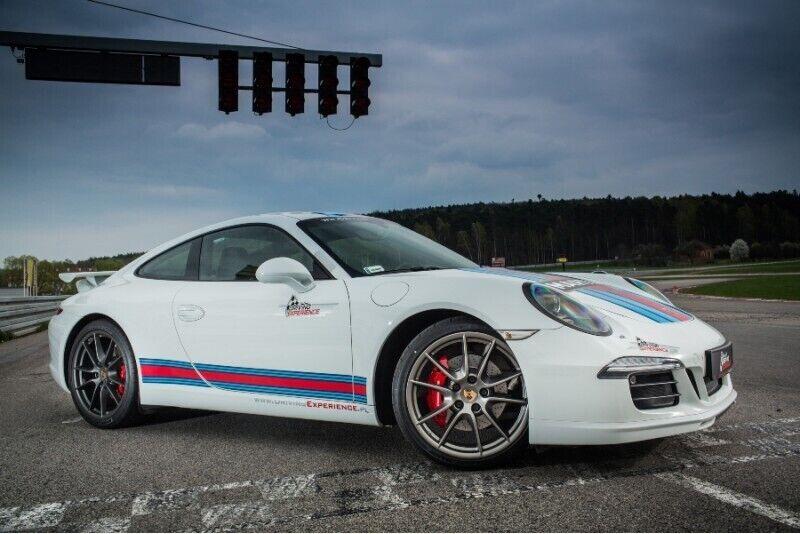Jazda Porsche w Kielcach z pakietem Gold