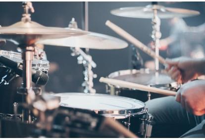 Lekcje gry na perkusji w Poznaniu