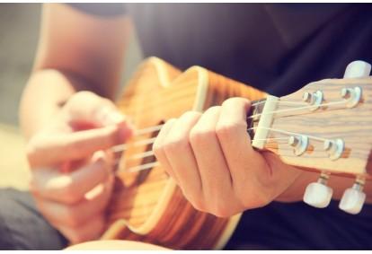 Lekcje gry na ukulele w Poznaniu