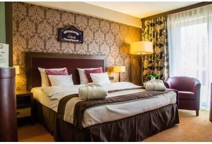 Romantyczny weekend dla dwojga w Hotelu Verde