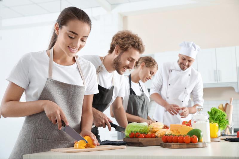 Warsztaty kulinarne dla dorosłych w Radomiu