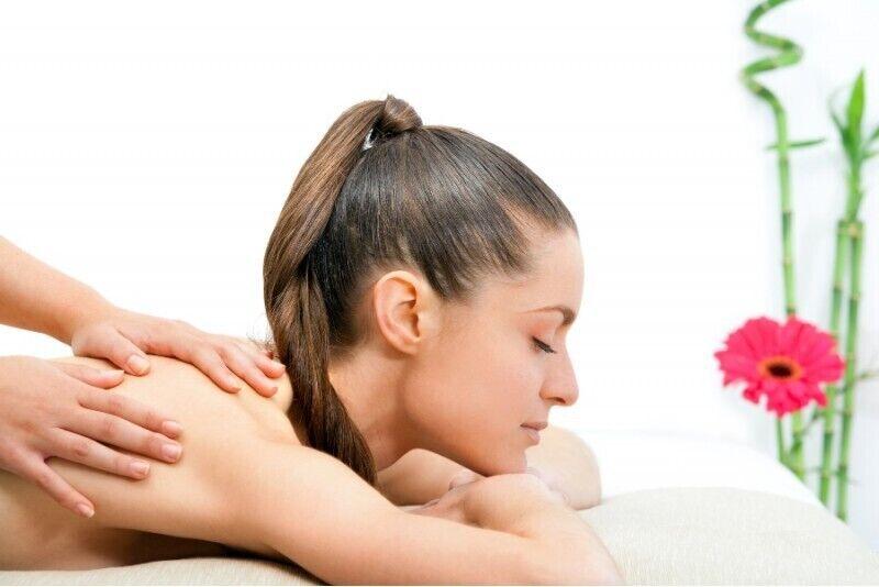 Masaż leczniczy w salonie Mani Goni w  okolicy Krakowa