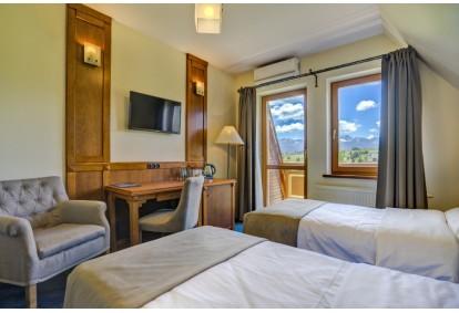 Wypoczynek w hotelu Redyk Ski&Relax w okolicach Zakopanego