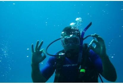 Kurs teoretyczny nurkowania na nitroksie z First Dive