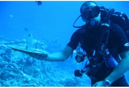 Kurs podwodnego poszukiwania i wydobywania z First Dive