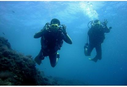 Kurs nurkowania wielopoziomowego z First Dive