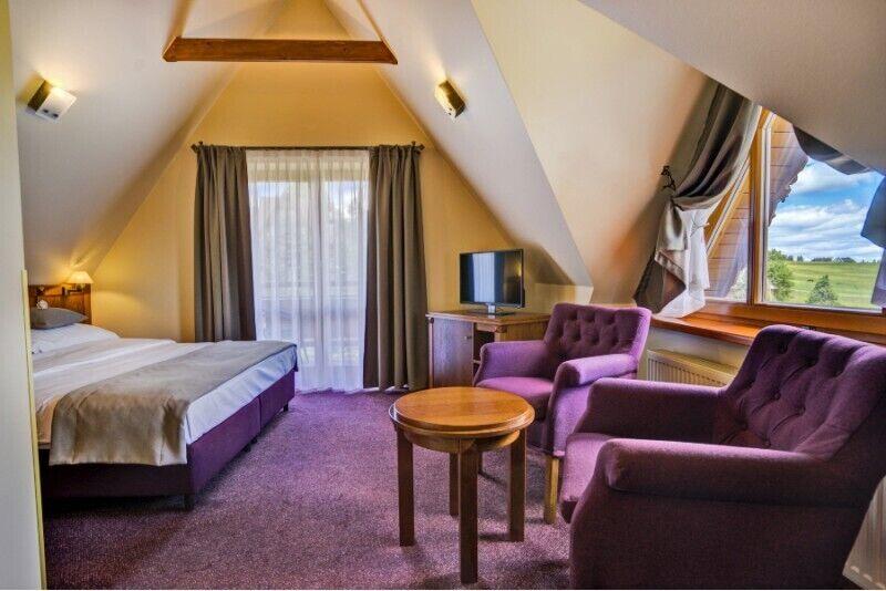 Wyjątkowy pobyt SPA w hotelu Redyk Ski&Relax w okolicach Zakopanego