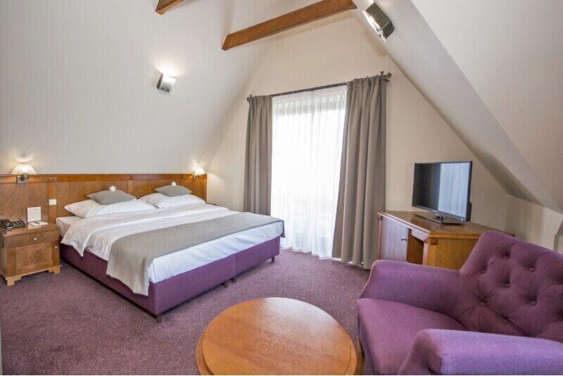 Wypoczynek dla seniorów w hotelu Redyk Ski&Relax w okolicach Zakopanego