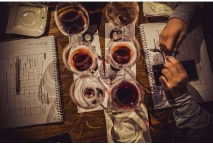 Degustacja wina w Poznaniu