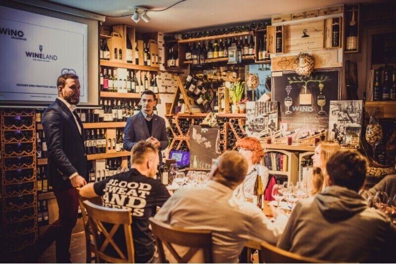 Kurs wiedzy o winie w Poznaniu