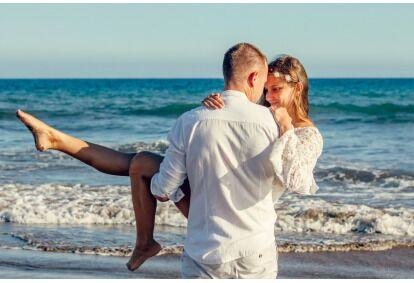 Romantyczny weekend nad morzem w Trzęsaczu