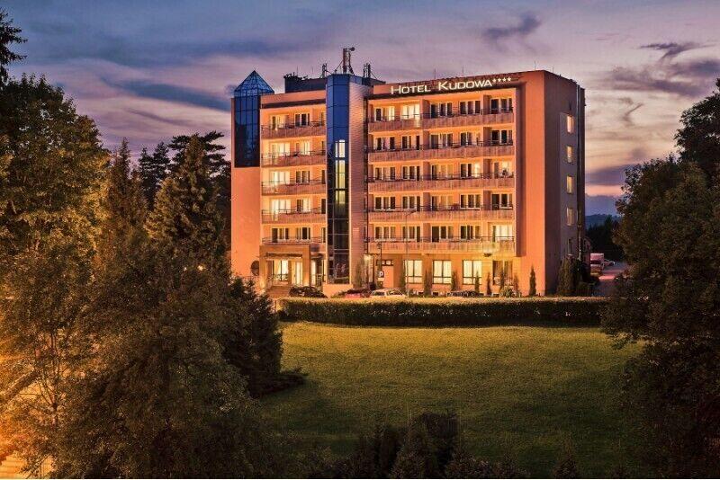 Wypoczynek  w hotelu Kudowa dla dwojga