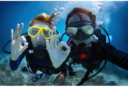 Kurs Open Water Diver z First Dive w Warszawie