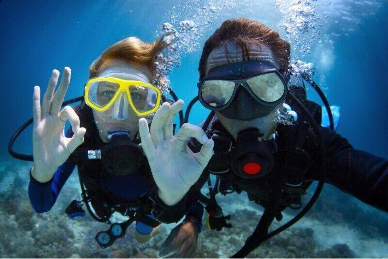 Kurs Open Water Diver z FirstDive.pl w Warszawie