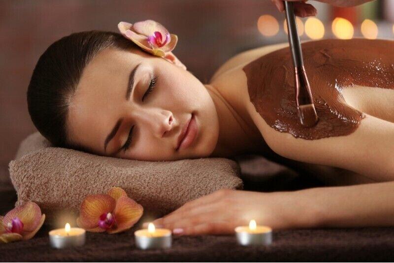Masaż balijski gorącą czekoladą w Samui Spa