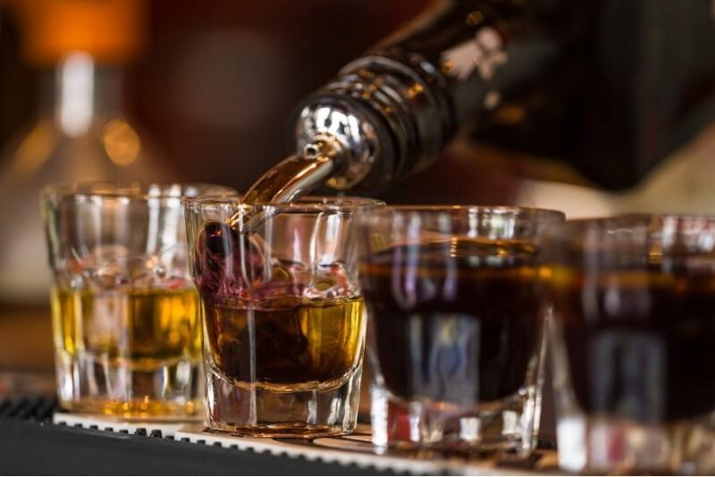 Degustacja alkoholi w Augustowie
